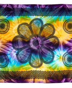 celtic tie dye sarong