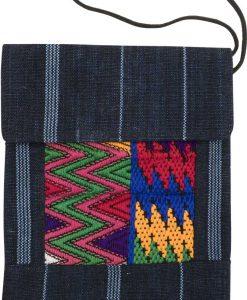 guatemalan passport bag fringe