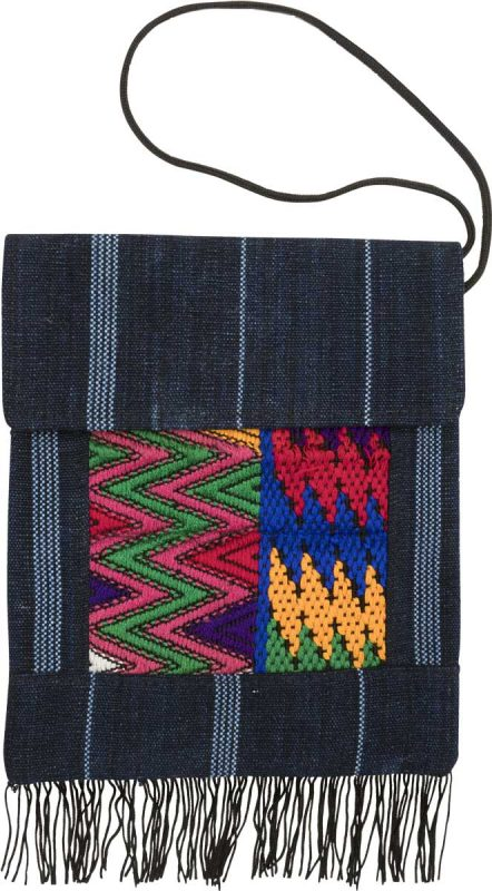 guatemalan passport bag fringe