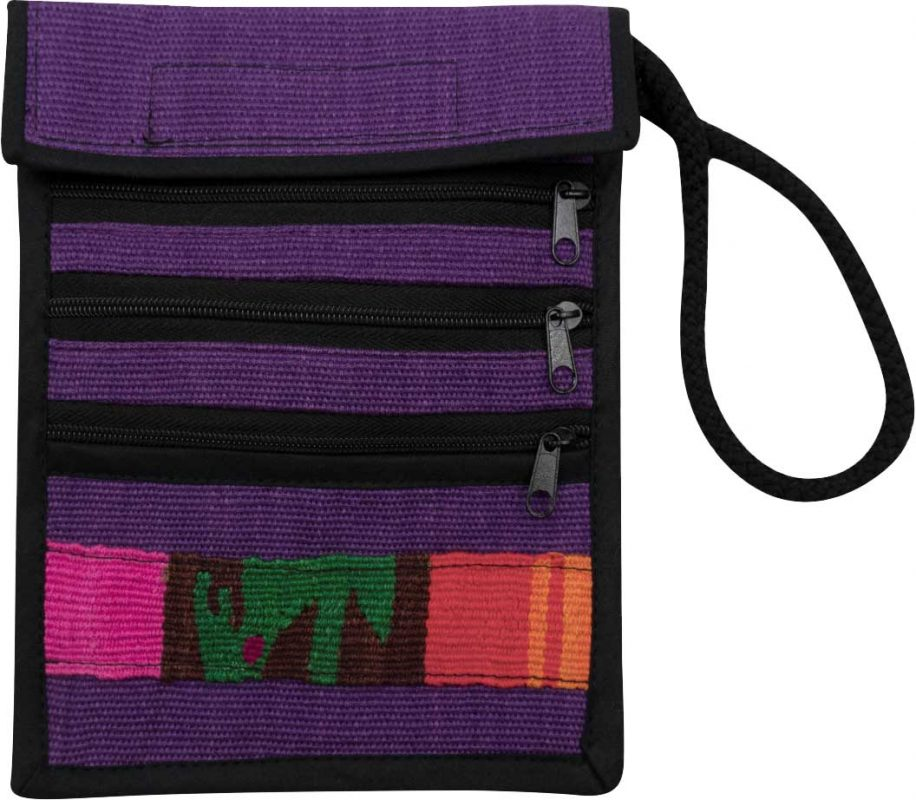 guatemalan passport bag