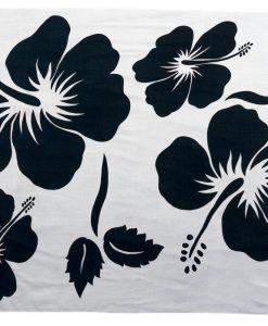sarong hibiscus flower bali